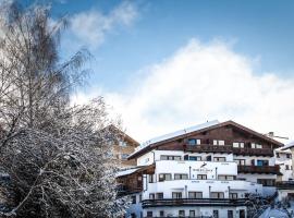 Hotel Garni Hubertushof, Fiss