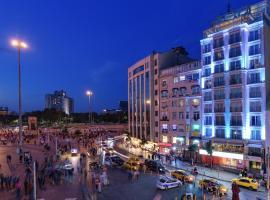 CVK Taksim Hotel Istanbul, Estambul