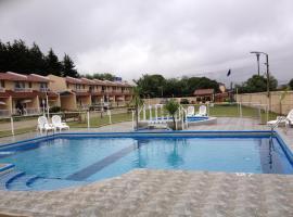 Apart Hotel Rey Pacific, La Serena