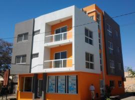 Vannimar Lounge T2, Porto Novo
