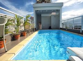 NhaTrang Luxury Serviced Apartment, 芽庄