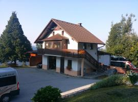 Apartments Špik, Cerkno