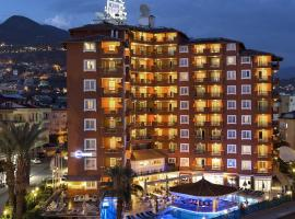 Villa Moonflower Aparts & Suites, Alanya