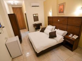 Amir Palace Hotel, 亚喀巴