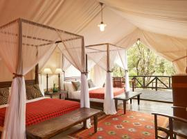 Fairmont Mara Safari Club, Aitong