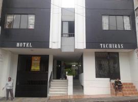Hotel Táchiras, Bucaramanga