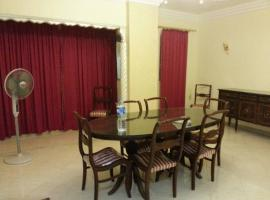 Al Zahraa' Two-Bedroom Apartment, Ismailia
