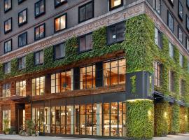 1 Hotel Central Park, Нью-Йорк