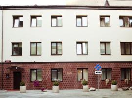 Apartamentai Vyta, Klaipėda
