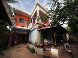Maison d'hôtes Chez Giuliana, Ouagadougou