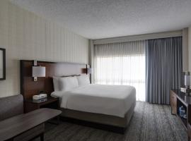 Houston Airport Marriott at George Bush Intercontinental,