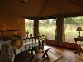 Ikweta Safari Camp, Maua