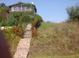 Villa Kokita, Izgrev