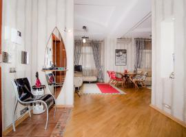 Apartment Expert-City Kutuzovskiy, Moscovo
