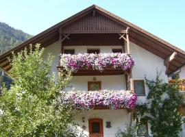 Haus Ruetzbach, 施图拜河谷新施蒂夫特