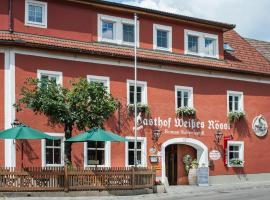Gasthof Weißes Rössl, Mühldorf