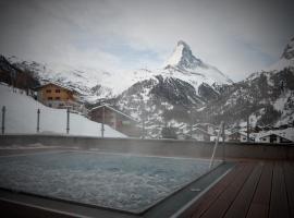 Chalet Nepomuk, Zermatt