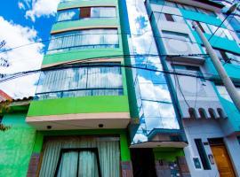 Yupanqui Apartments I, Куско