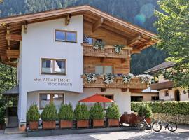 Alpen Appartements Hochmuth, 迈尔霍芬