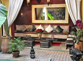 Riad Aguaviva, Marrakech