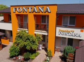 Penzion Fontana, Podhájska
