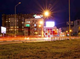 Malibu Hotel, Omsk