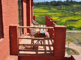The Little House in the Rice Fields, Kathmandu