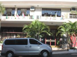 Gran Hotel Parana, Asuncion