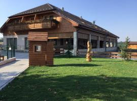 Rybárska bašta a penzión Dobys, Solčany