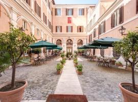Relais Hotel Antico Palazzo Rospigliosi, Rome