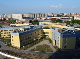 Richhouse on Shahterov 60, Karagandy