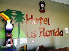 Hotel La Florida, Puerto Maldonado