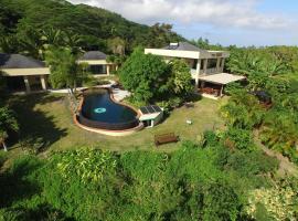 Black Rock Villas, Rarotonga