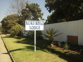 Kuku Royal Lodge, Ndola