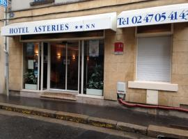 Hotel Asteries, Tours