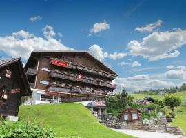 Chalet-Hotel Bettmerhof, Bettmeralp
