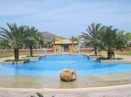 Villa La Blanquilla, Pampatar