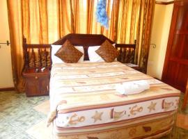 White Rose Lodge, Livingstone