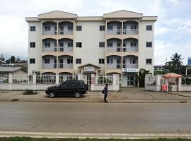 Hotel Hibiscus Blvd Triomphal, Libreville
