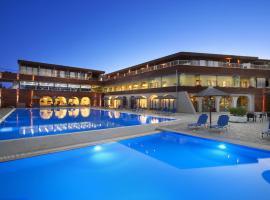 Blue Dolphin Hotel, Metamórfosis