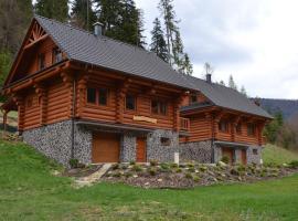 Tree House, Oščadnica