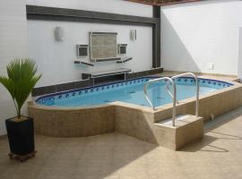 Hotel Puerto Bahia, San Gil