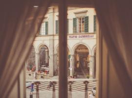 La Casa sul Teatro, Cortona
