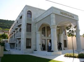 Art Hotel Nirvana, Shumen