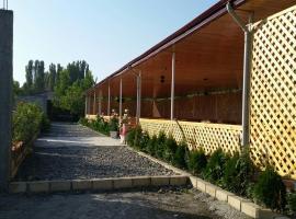 Shelale Ailevi Istirahet Merkezi, Daşyüz