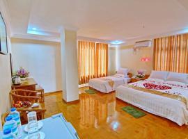Hotel G-Seven, Mandalay