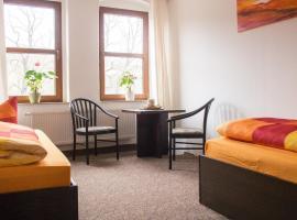 Sefano Low Budget Hotel