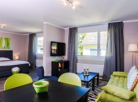 RELOC Serviced Apartments Zurich-Oerlikon, Zurych