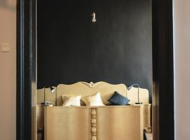 Black Boutique Apartment, Krakau