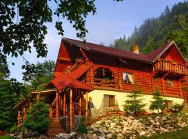Cabana Casa Craita, Zărneşti